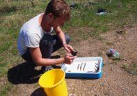 В «Смоленском поозерье» приступили к исследованиям миноги