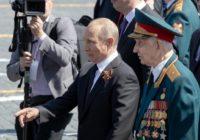 Ветеран, за которого заступился Путин, участвовал в освобождении Смоленска