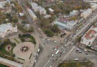 В Смоленске благоустроят сквер на площади Победы