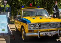 В Смоленске отпраздновали 300-летие российской полиции