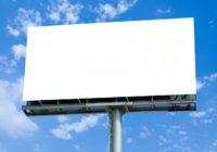 В центре Смоленска уберут крупноформатную рекламу