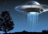Над Смоленском замечен НЛО