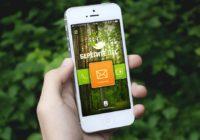 Смоляне могут сообщать о лесных пожарах через приложение