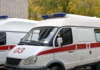 В Смоленске на ребёнка обрушилась кирпичная стена