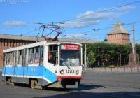 Московские трамваи привезут в Смоленск не раньше августа