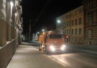 В «Спецавто» рассказали, какие улицы уберут на этой неделе