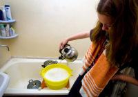 Сегодня в Смоленске отключат горячую воду на восьми улицах