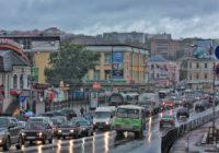 Выходные в Смоленске будут дождливыми