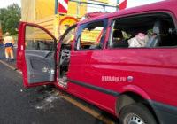 Семья выходцев из Чечни попала в смертельное ДТП в Смоленском районе