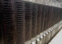 Неизвестные осквернили мемориальный комплекс в Катыни