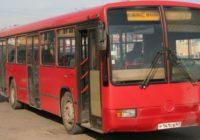 Автобус №12 перестанет заезжать в Красный бор