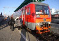 В Смоленске временно изменится расписание пригородных поездов