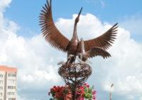 В Смоленске на Киселёвке появился новый арт-объект