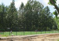 В Смоленске в начале июля откроют новую спортивную площадку