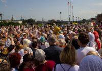В Смоленске отмечают 1030-летие Крещения Руси