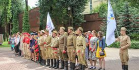 «Дороги славы» посетили Смоленск