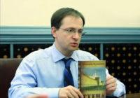 Министр культуры получил премию Пикуля за книгу о Смоленске