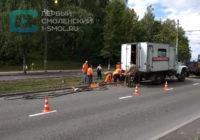 Движение трамваев по Нахимова было приостановлено из-за вагона-неудачника