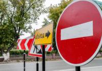 В Смоленске ограничат движение автомобилей