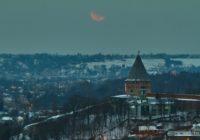 «Кровавая» Луна зависнет над Смоленском