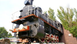 В Смоленске появится паровоз