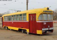 В Смоленске появится памятник трамваю