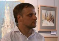 В Смоленске открылась выставка работ художника Александра Зорина «Откровение»