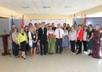 Австрийские учителя стажируются в Смоленске