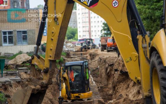 ВСмоленске продлили срок отключения горячей воды вПромышленном районе города
