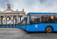 В Смоленск передадут 22 автобуса из Москвы