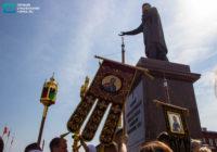 Движение транспорта в Смоленске ограничат из-за крестного хода