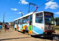 СмолГУ обзавёлся собственным трамваем
