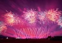 Лучший фейерверк на «Звездопаде» показала команда из Китая