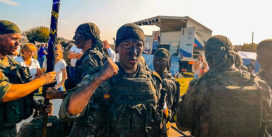 «От героев былых времён…». Военные разведчики устроили бой под Смоленском
