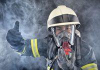 Пожар на мусорном полигоне в Гагаринском районе ликвидирован