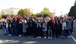 День освобождения Смоленщины отпразднуют очередным флешмобом