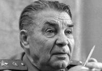 В Смоленске откроют памятник легендарному командующему ВДВ