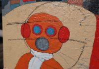 Вандалы испортили экологическое граффити в центре Смоленска