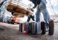 В Смоленске пройдёт фестиваль граффити «FLAASH»