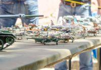 В Смоленске пройдёт выставка масштабных моделей военной техники и авиации