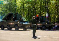 Движение по центральным улицам Смоленска ограничат из-за праздников