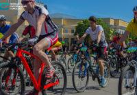 В Смоленске снова пройдёт осенний велопарад