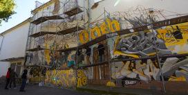 Фестиваль «FLAASH» собралв Смоленске граффитчиков из разных городов России
