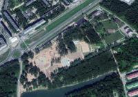 Парк «Соловьиная роща» сфотографировали из космоса