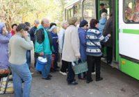 В Смоленске отменили четыре «дачных» автобуса