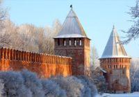 Медведев выделил деньги на реставрацию крепостной стены