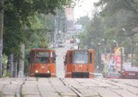 Сроки открытия движения трамваев по маршруту №1 вновь переносятся