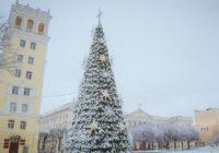В Смоленске официально откроют главную новогоднюю ёлку