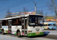 В Смоленске стало известно расписание автобусов в Рождественскую ночь