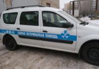 В Смоленске начала работу скорая помощь для животных